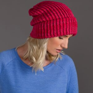 Rose Red Slouch