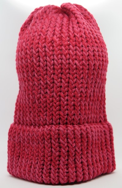 Rose Red Slouch hat